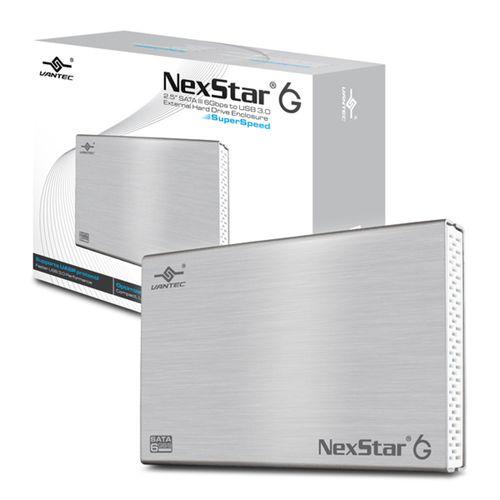 112449-1-Gaveta_Externa_3_5pol_SATA_USB3_0_Vantec_NexStar_6G_Prata_NST_366S3_BK_112449-5