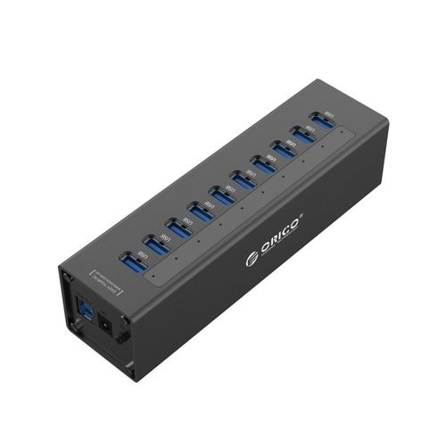 110573-1-Hub_USB3_10_portas_ORICO_Super_Speed_Hub_Preto_A3H10_BK_110573-5