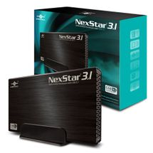 112450-1-Gaveta_Externa_3_5pol_SATA_USB3_1_Vantec_NexStar_6G_Preta_NST_370A31_BK_112450-5