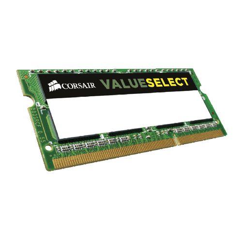 Memória Notebook DDR3L - 4GB (1x 4GB) / 1.333MHz - Corsair - CMSO4GX3M1C1333C9