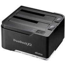 112509-1-Doca_25pol_35pol_SATA_USB30_Akasa_DuoDock_X_Dual_Cloning_Preto_AK_DK06U3_BK_112509-5