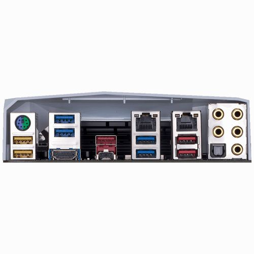 Placa mãe AM4 - Gigabyte GA-AX370-Gaming 5 (ATX) - waz