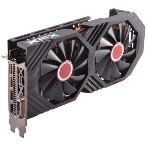 Placa de vídeo - AMD Radeon RX 580 (8GB / PCI-E) - XFX