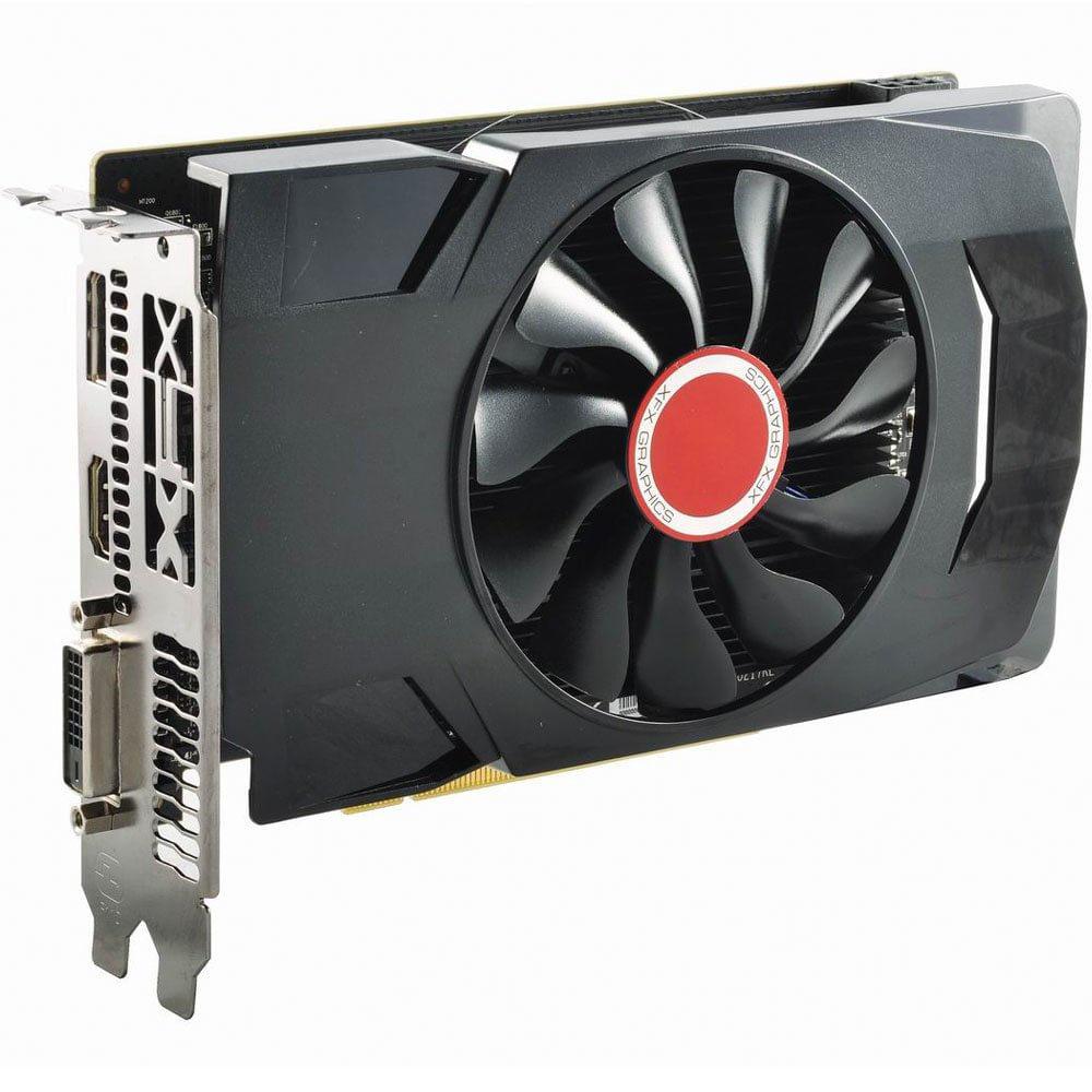 Placa de vídeo - AMD Radeon RX 560 (4GB / PCI-E) - XFX - RX-560D4SFG5