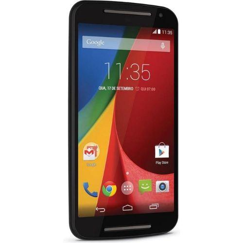 Smartphone - Motorola Moto G DTV Colors Dual (Snapdragon 400, 1GB RAM,  16GB, 5pol, 8+2MP, 3G) - XT1069