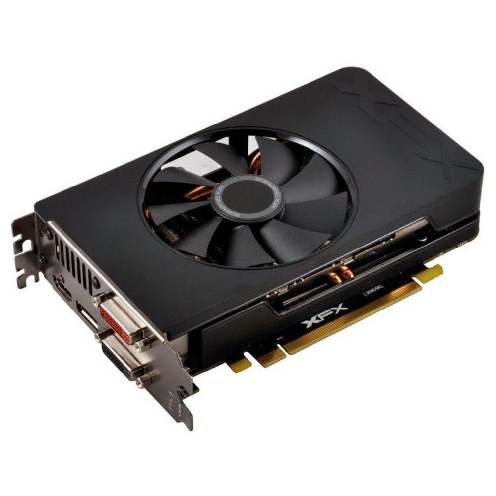 Placa de vídeo - AMD Radeon R7 260X (2GB / PCI-E) - XFX Core Edition -  R7-260X-CNF4