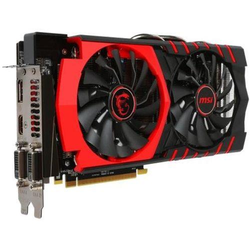 Placa de vídeo - AMD Radeon R9 380 (4GB / PCI-E) - MSI Gaming OC - R9 380  GAMING 4G
