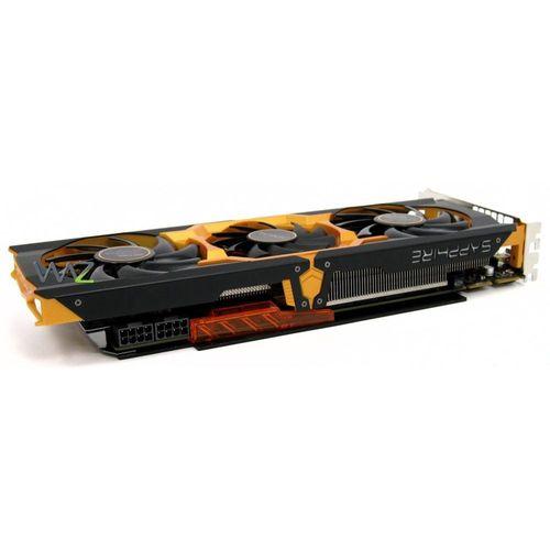 Placa de vídeo PCI-E AMD R9 280X 3GB/384bits Sapphire Toxic