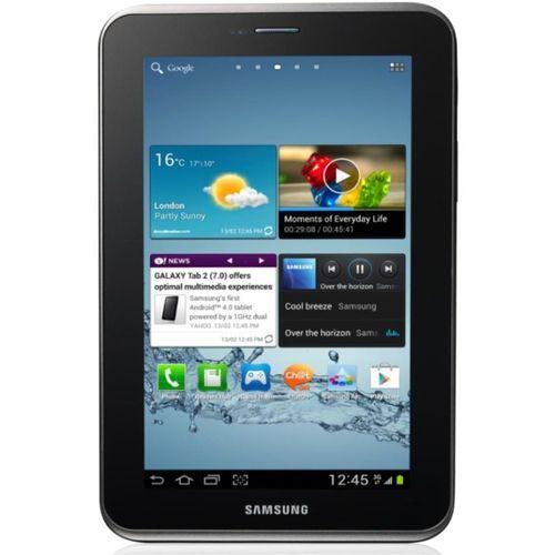 21943c81ce3 Tablet 7pol - Samsung Galaxy Tab 2 (Wifi) - Grafite - GT-P3110 - waz