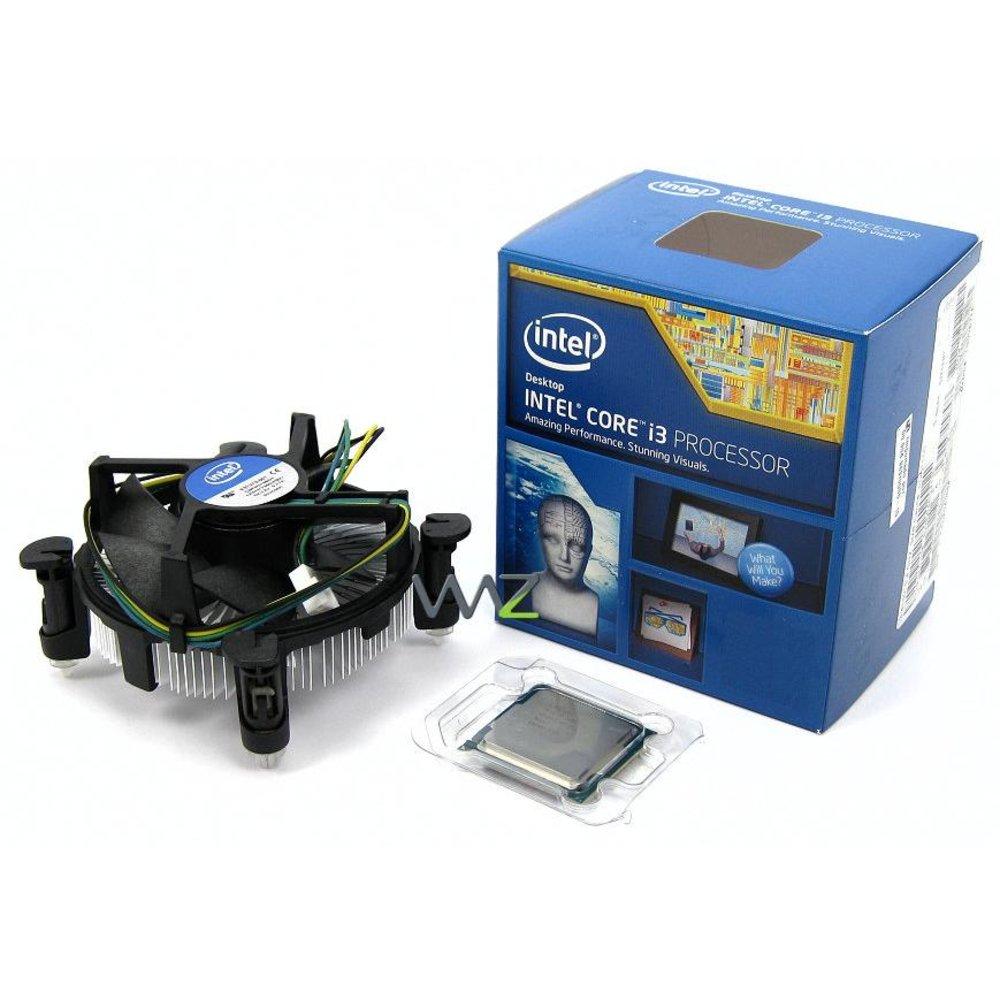 Processador Intel Core I3 4130 Lga1150 2 Ncleos 34ghz Processor 106532 1 Bx80646i34130 Sr1np 5