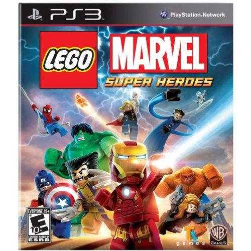 Ps3 Lego Marvel Super Heroes Waz