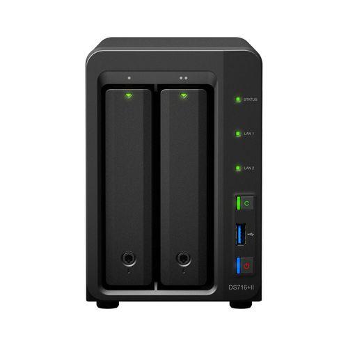114015-1-NAS_SATA_Ethernet_Synology_Diskstation_2_baias_DS716_II_sem_discos_114015-5