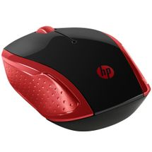 115333-1-Mouse_Sem_Fio_HP_Wireless_X200_Preto_Vermelho_115333-5