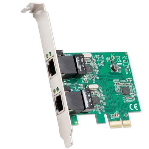 116230-1-Placa_de_Rede_2x_Gigabit_PCI_E_SYBA_SD_PEX24041_116230