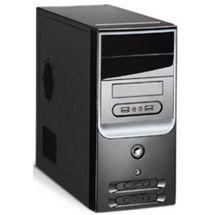 116195-1-OPEN_BOX_Gabinete_Micro_ATX_K_Mex_CM3C22_Preto_Prata_116195