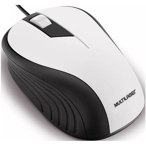 116652-1-Mouse_Multilaser_Emborrachado_Branco_e_Preto_MO224_116652