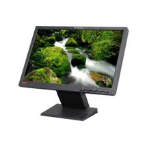 116701-1-SEMINOVO_Monitor_LCD_19_pol_Lenovo_L197_Wide_Preto_Thinkvision_116701