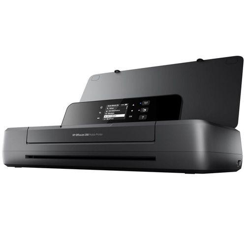 Impressora - Jato de Tinta - HP Office Jet 200 Portátil (Wifi, C
