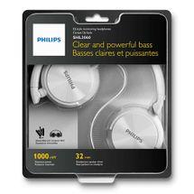 116140-1-Fone_de_Ouvido_3_5mm_Philips_SHL3060WT00_Branco_116140