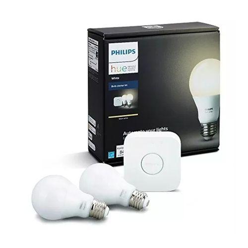 116878-1-Lampada_LED_60W_A19_Branca_Philips_Hue_Starter_Kit_c_2_lampadas_A19_brancas_1_Hub_116878