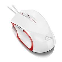 117283-1-Mouse_Xgamer_2400_DPI-6_Botoes_Branco_E_Vermelho_USB_Multilaser_MO202_117283