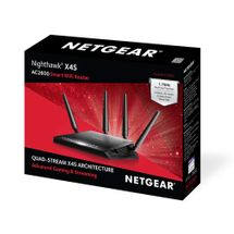 117398-1-Roteador_WiFi_NETGEAR_Nighthawk_X4S_AC2600_4x4_R7800_100NAS_117398