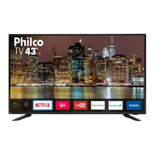 118661-1-Smart_TV_43_Philco_LED_PTV43E60SN_Full_HD_Wi_Fi_HDMI_USB_Conversor_Digital_MidiaCast_118661