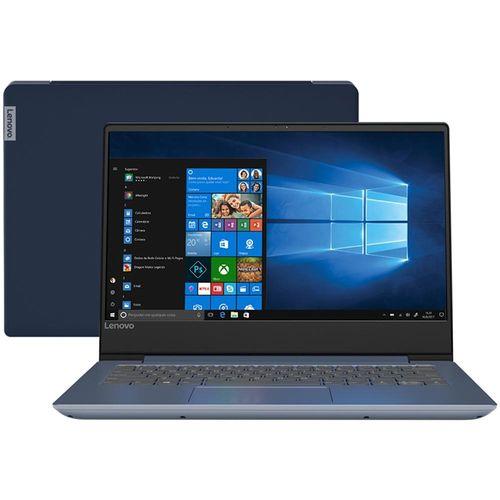 118827-1-Notebook_14pol_Lenovo_Ideapad_330_81JM0003BR_Core_i7_8550U_8GB_DDR4_HD_1TB_Windows_10_Home_Azul_118827