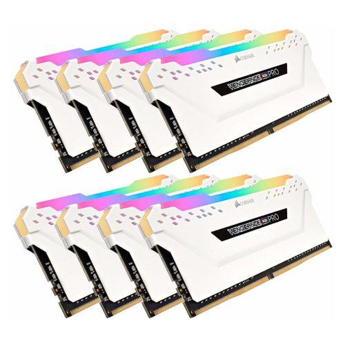 118879-1-_Memoria_DDR4_128GB_8x_16GB_3_200MHz_Corsair_Vengeance_RGB_PRO_CMW128GX4M8C3200C16W_Branca_