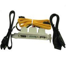 110314-1-Espelho_PCI_com_2_portas_e_SATA_1_conector_4_pinos_e_sata_110314-5