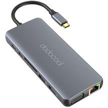 120587-1-Hub_USB_C_31_14_em_1_3x_USB_30_3x_USB_20_1x_USB_C_1x_HDMI_4K_2x_Leitor_de_Cartao_1x_Rede_DodoCool_DC74_120587