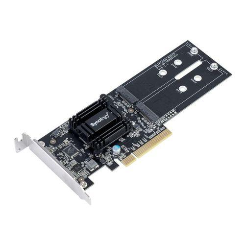 121795-1-Controladora_SSD_M2_Synology_M2D18_2x_M2_NVMe_SATA_PCIe_2_0_x8_p_NAS_Synology_121795