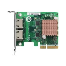 122387-1-Placa_de_Rede_QNAP_QXG_2G2T_I225_Dual_Port_10Gbase_T_2_5GbE_Network_Expansion_Card_2x_2_5GbE_RJ_45_PCIe_Gen2_x2_122387