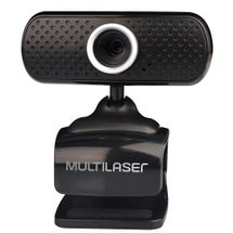 122607-1-Webcam_c_microfone_USB_2_0_Multilaser_Preta_WC051_122607